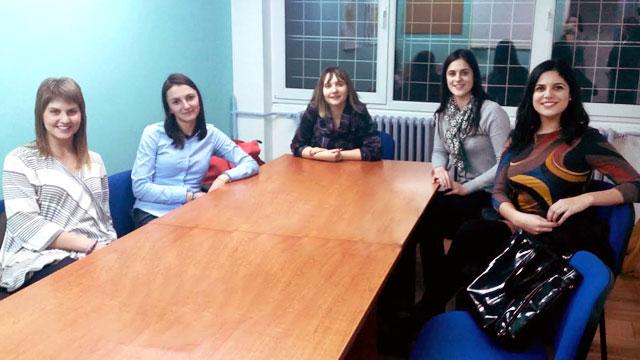 Profesori  i predavaci u skoli jezika Mlingua